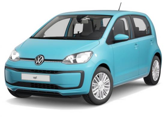 Volkswagen UP  1.0 48kW EVO move up! BMT 4 porte
